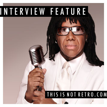 NILE RODGERS - exclusive interview [2012]