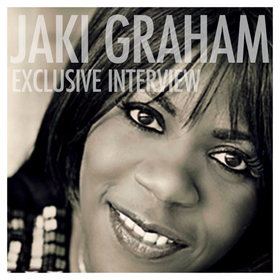 JAKI GRAHAM - exclusive interview [2013]