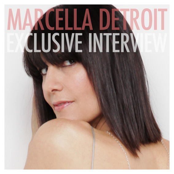 MARCELLA DETROIT - Interview (2013)