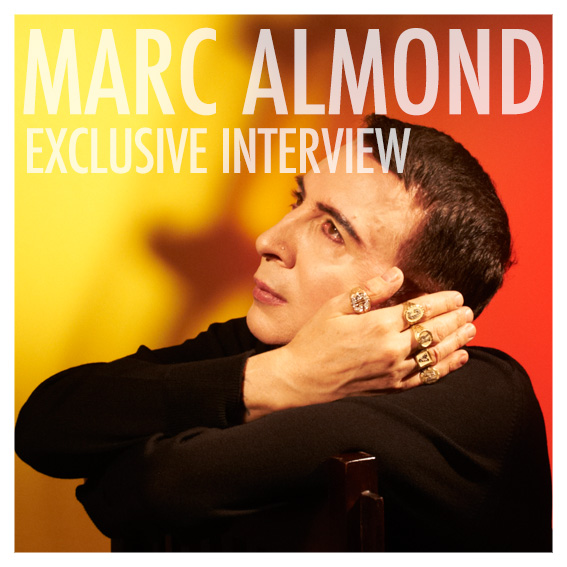 MARC ALMOND - Interview 2014