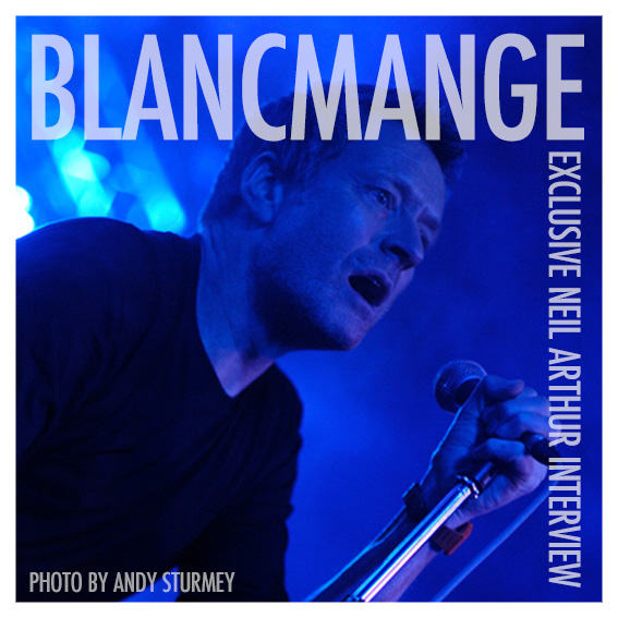 BLANCMANGE - Neil Arthur Interview (2014)
