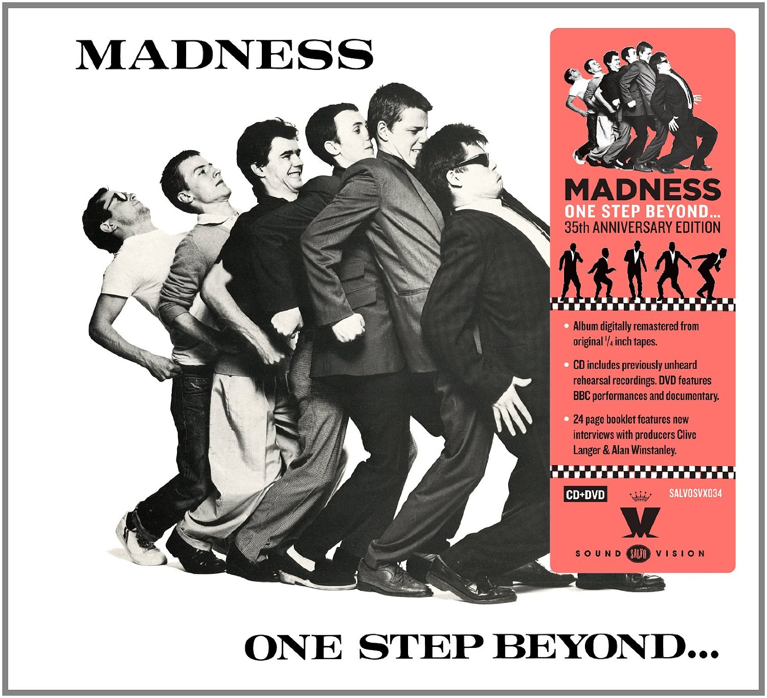MADNESS - One Step Beyond - 35th Anniversary Edition